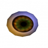 Tiger's Eye Eyeball (CI compatible)