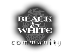 Black & White Community